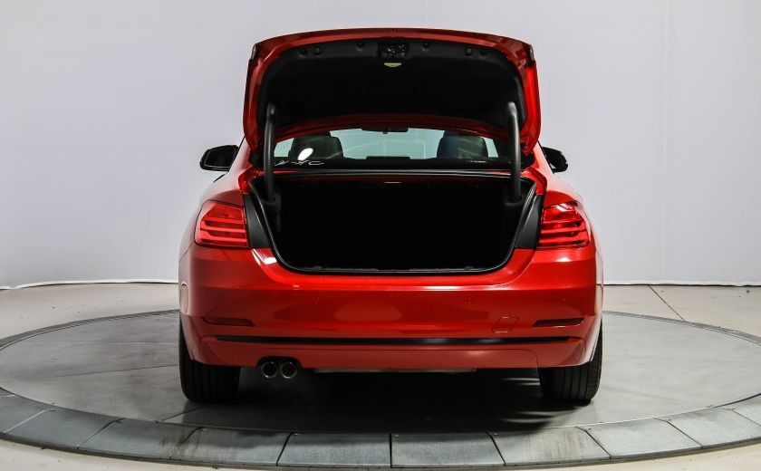 2014 BMW 428I AWD AUTO A/C CUIR TOIT NAV MAGS BLUETOOTH #30