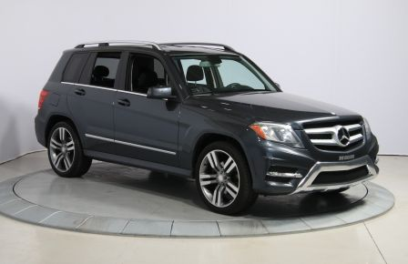 2013 Mercedes Benz GLK350 4MATIC AUTO A/C CUIR MAGS in Drummondville
