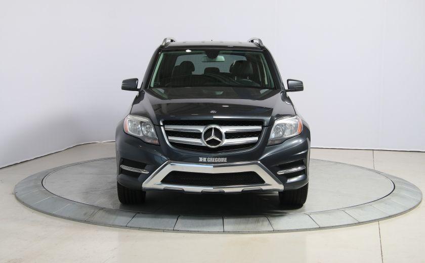 2013 Mercedes Benz GLK350 4MATIC AUTO A/C CUIR MAGS #1
