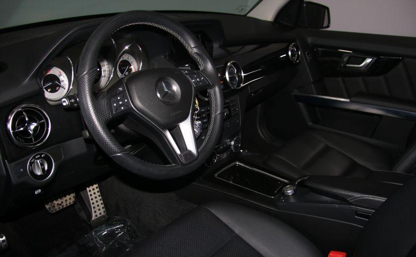 2013 Mercedes Benz GLK350 4MATIC AUTO A/C CUIR MAGS #8