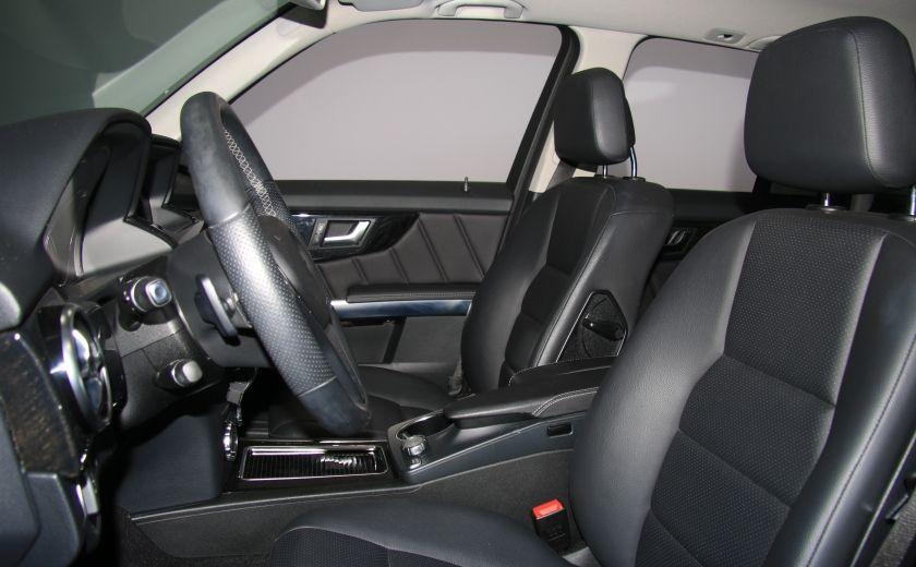 2013 Mercedes Benz GLK350 4MATIC AUTO A/C CUIR MAGS #9