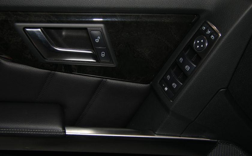 2013 Mercedes Benz GLK350 4MATIC AUTO A/C CUIR MAGS #10