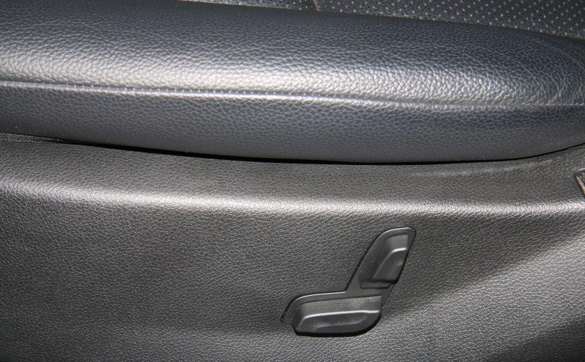 2013 Mercedes Benz GLK350 4MATIC AUTO A/C CUIR MAGS #11