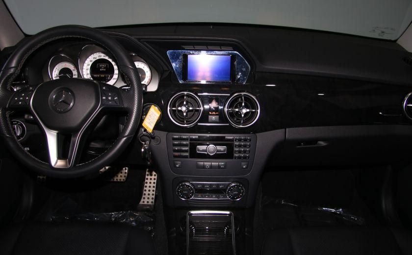 2013 Mercedes Benz GLK350 4MATIC AUTO A/C CUIR MAGS #12