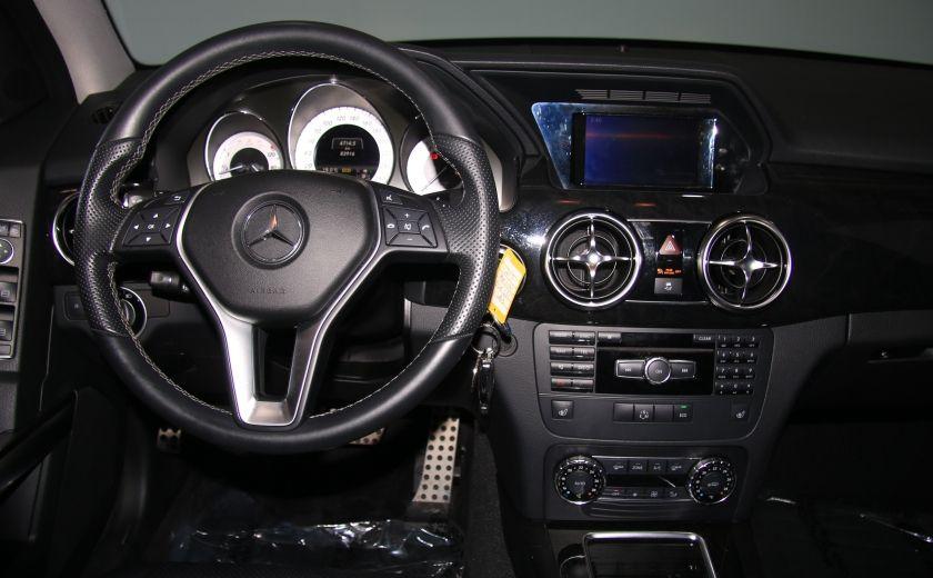 2013 Mercedes Benz GLK350 4MATIC AUTO A/C CUIR MAGS #13