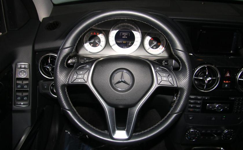 2013 Mercedes Benz GLK350 4MATIC AUTO A/C CUIR MAGS #14