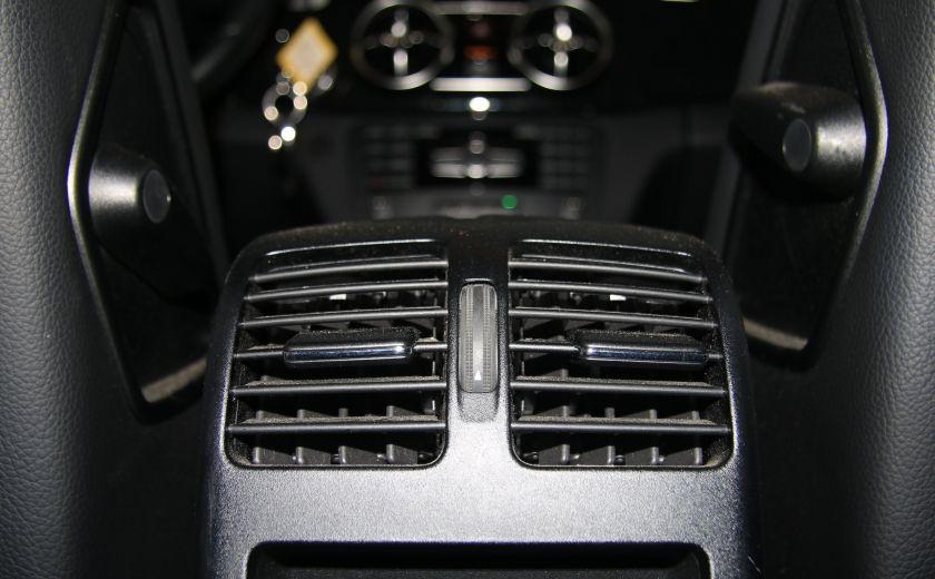 2013 Mercedes Benz GLK350 4MATIC AUTO A/C CUIR MAGS #16