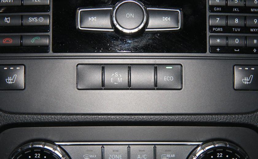 2013 Mercedes Benz GLK350 4MATIC AUTO A/C CUIR MAGS #17