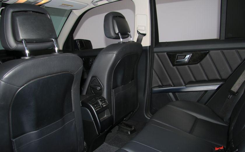 2013 Mercedes Benz GLK350 4MATIC AUTO A/C CUIR MAGS #18