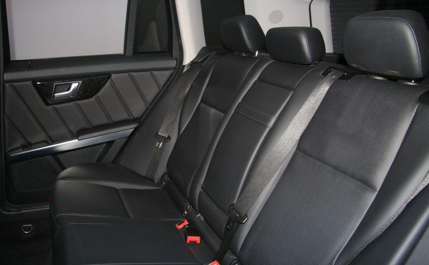 2013 Mercedes Benz GLK350 4MATIC AUTO A/C CUIR MAGS #19