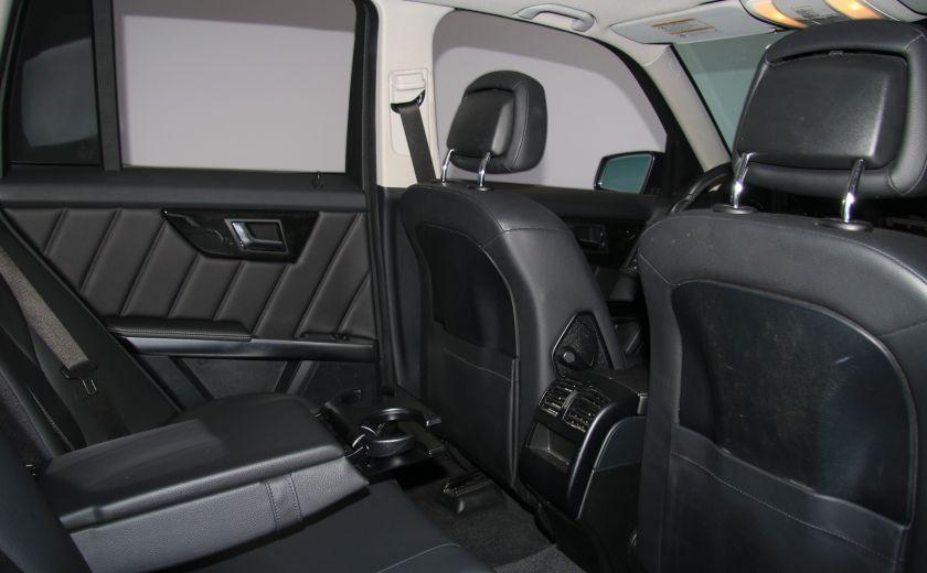 2013 Mercedes Benz GLK350 4MATIC AUTO A/C CUIR MAGS #20