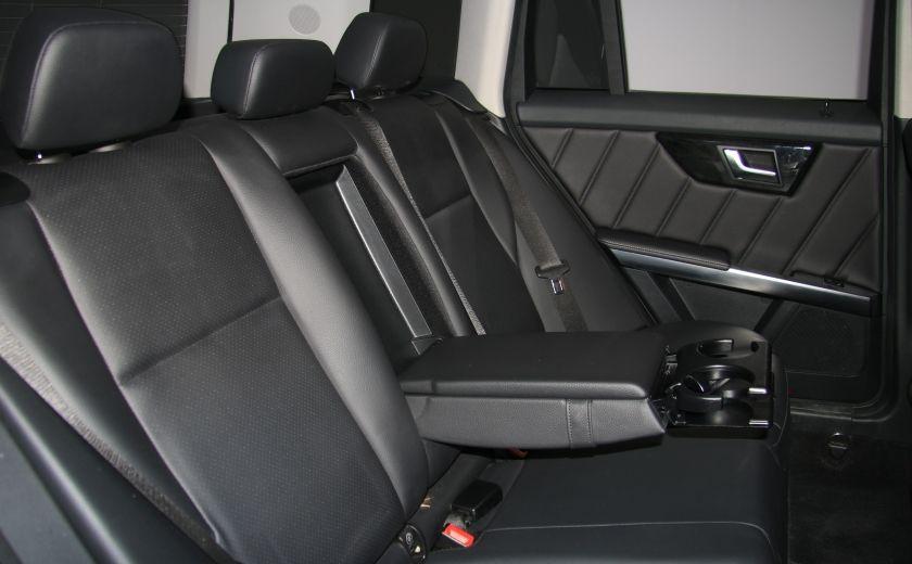 2013 Mercedes Benz GLK350 4MATIC AUTO A/C CUIR MAGS #21