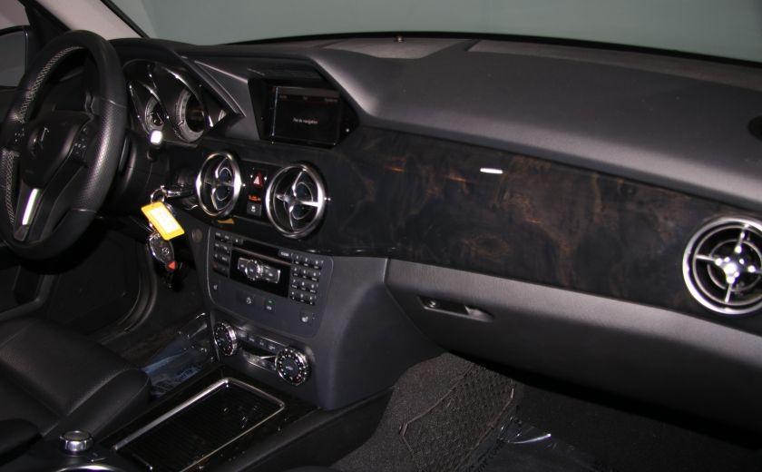 2013 Mercedes Benz GLK350 4MATIC AUTO A/C CUIR MAGS #22