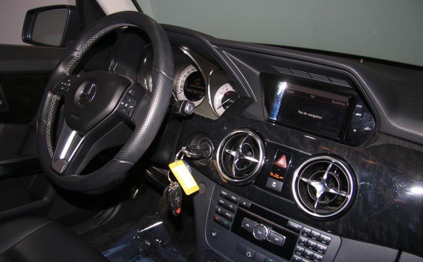 2013 Mercedes Benz GLK350 4MATIC AUTO A/C CUIR MAGS #23