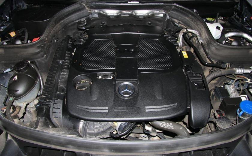 2013 Mercedes Benz GLK350 4MATIC AUTO A/C CUIR MAGS #25