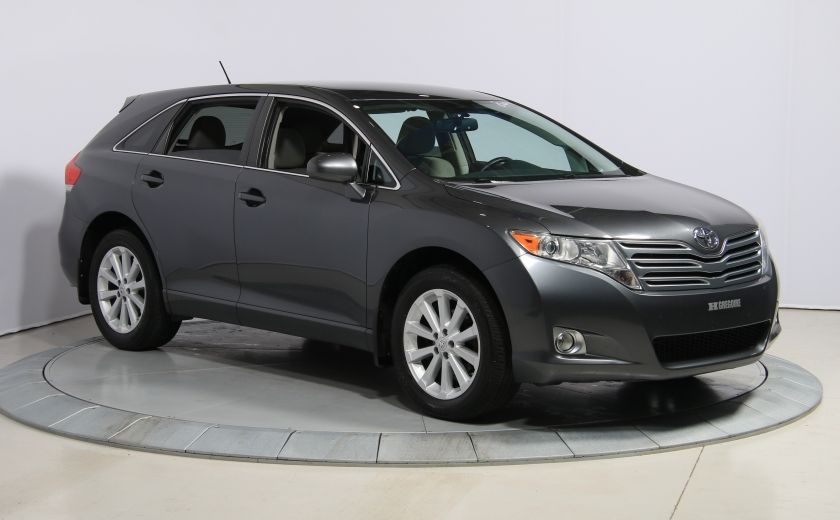 2012 Toyota Venza 4dr Wgn AUTO A/C GR ELECT MAGS BLUETOOTH #0
