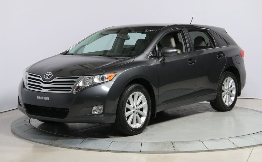 2012 Toyota Venza 4dr Wgn AUTO A/C GR ELECT MAGS BLUETOOTH #2