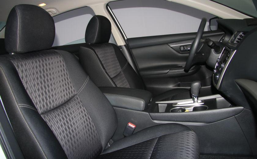 2016 Nissan Altima 2.5 S AUTO A/C GR ELECT CAM.RECUL BLUETOOTH #23