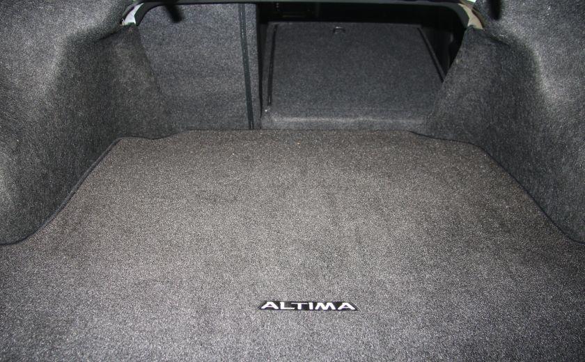 2016 Nissan Altima 2.5 S AUTO A/C GR ELECT CAM.RECUL BLUETOOTH #29