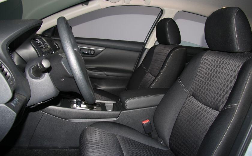 2016 Nissan Altima 2.5 S AUTO A/C GR ELECT CAM.RECUL BLUETOOTH #7