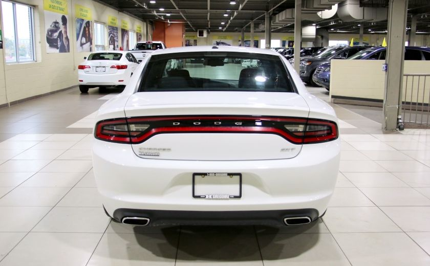 2016 Dodge Charger SXT AUTO A/C GR ELECT MAGS BLUETOOTH #5