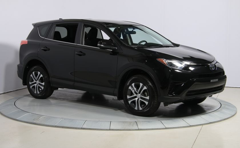 2016 Toyota Rav 4 LE AWD AUTO A/C GR ELECT #0