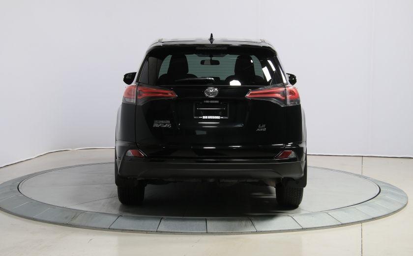 2016 Toyota Rav 4 LE AWD AUTO A/C GR ELECT #5