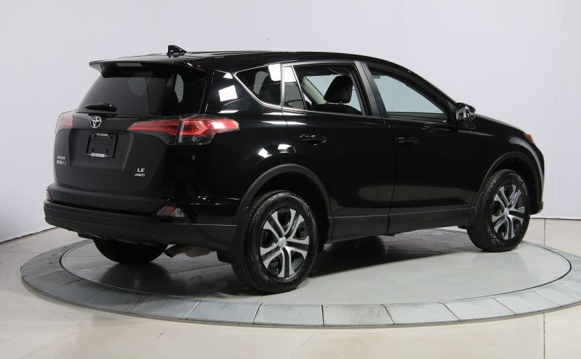 2016 Toyota Rav 4 LE AWD AUTO A/C GR ELECT #6