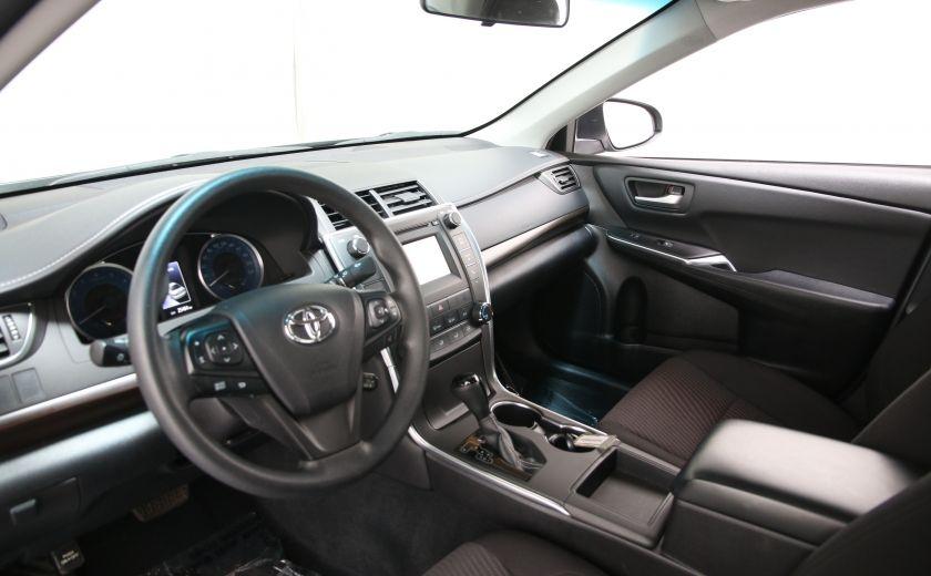 2016 Toyota Camry LE AUTO A/C GR ELECT BLUETOOTH CAM.RECUL #7