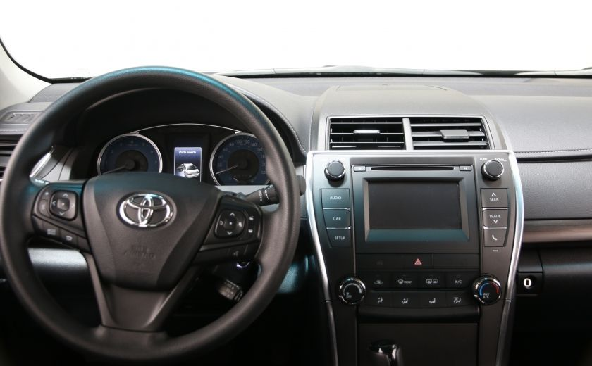 2016 Toyota Camry LE AUTO A/C GR ELECT BLUETOOTH CAM.RECUL #10