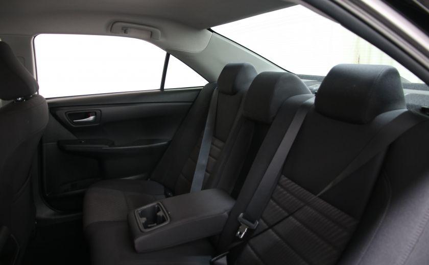 2016 Toyota Camry LE AUTO A/C GR ELECT BLUETOOTH CAM.RECUL #13