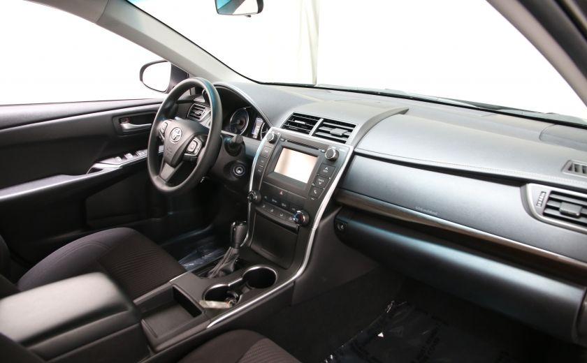 2016 Toyota Camry LE AUTO A/C GR ELECT BLUETOOTH CAM.RECUL #16
