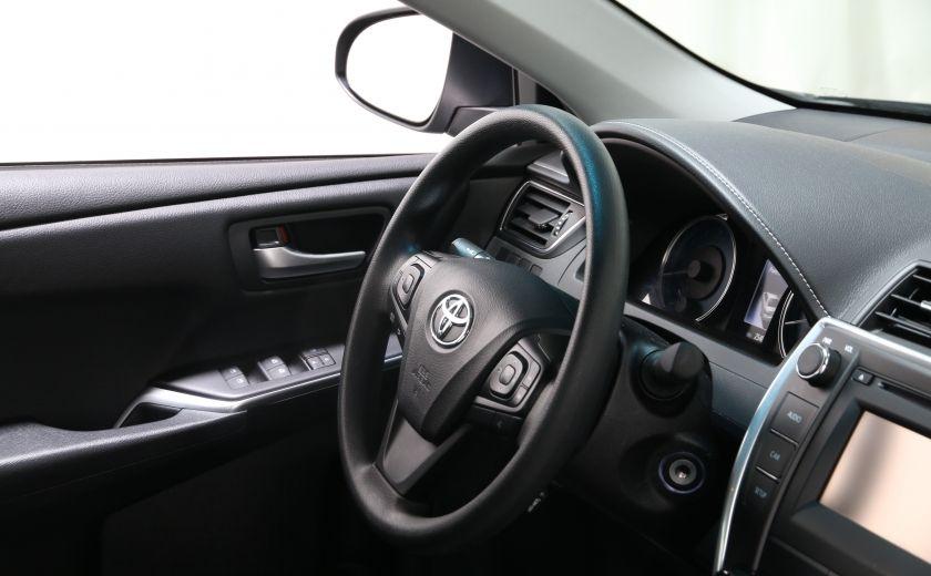 2016 Toyota Camry LE AUTO A/C GR ELECT BLUETOOTH CAM.RECUL #17