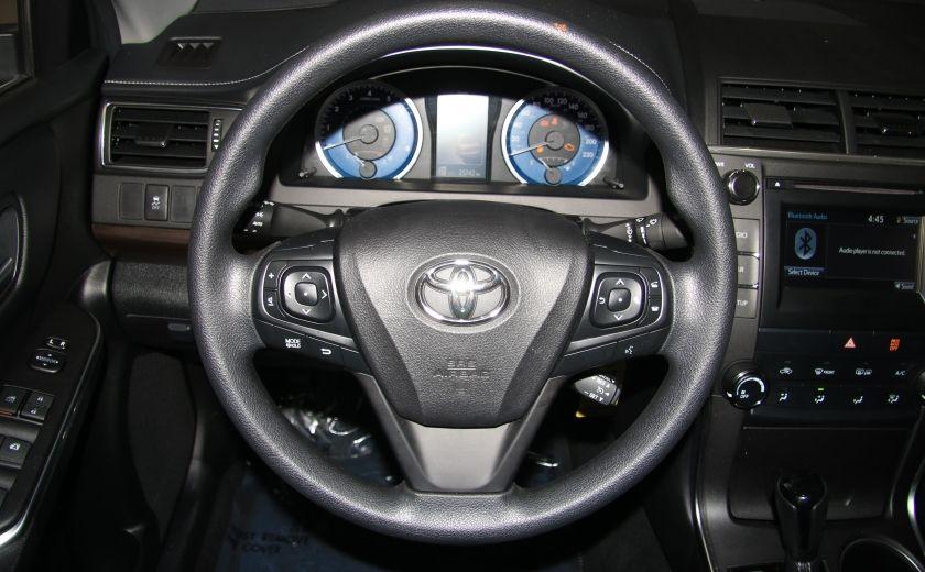 2016 Toyota Camry AUTOMATIQUE A/C BLUETHOOT #13