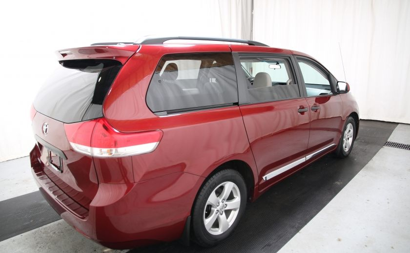2013 Toyota Sienna AUTO A/C GR ELECT MAGS 7PASSAGERS #5