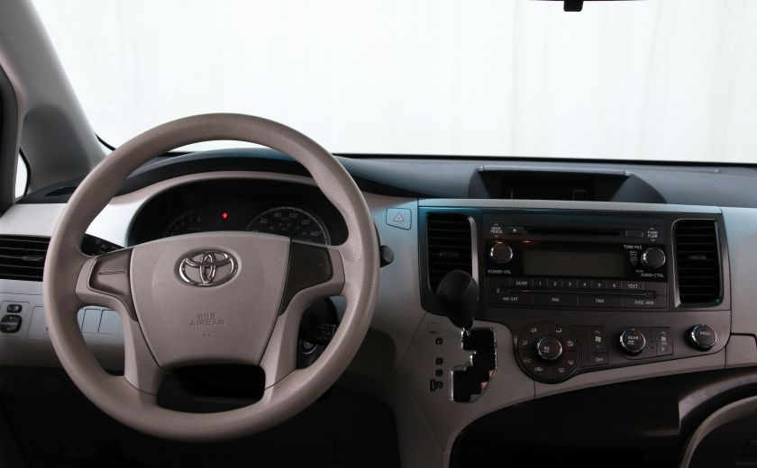 2013 Toyota Sienna AUTO A/C GR ELECT MAGS 7PASSAGERS #10