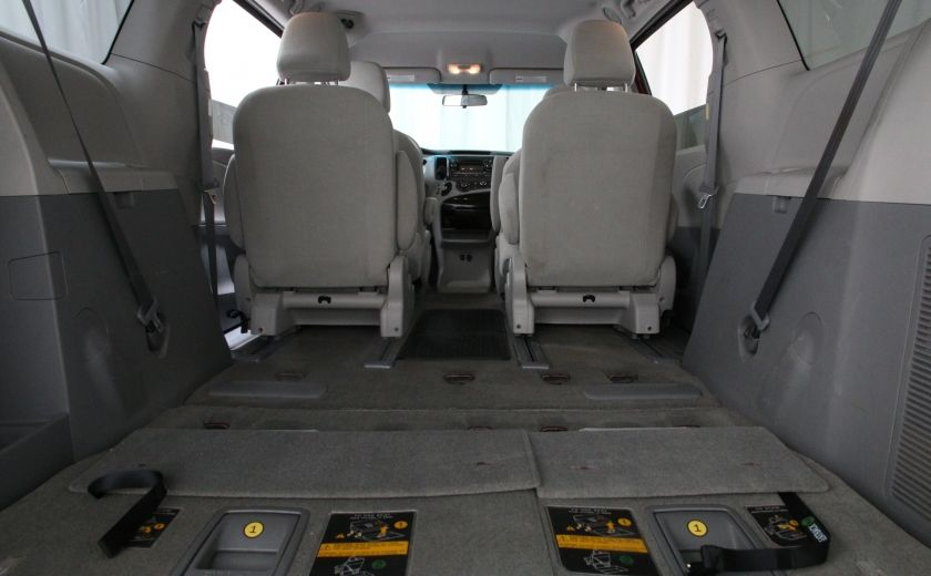 2013 Toyota Sienna AUTO A/C GR ELECT MAGS 7PASSAGERS #25