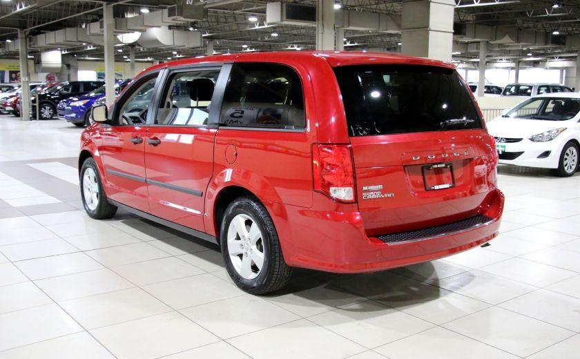 2015 Dodge GR Caravan Canada Value Package AUTO A/C GR ELECT MAGS #4