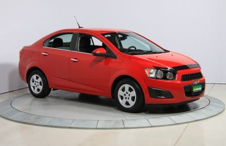 2012 Chevrolet Sonic LT AUTOMATIQUE A/C BLUETHOOT in Brossard