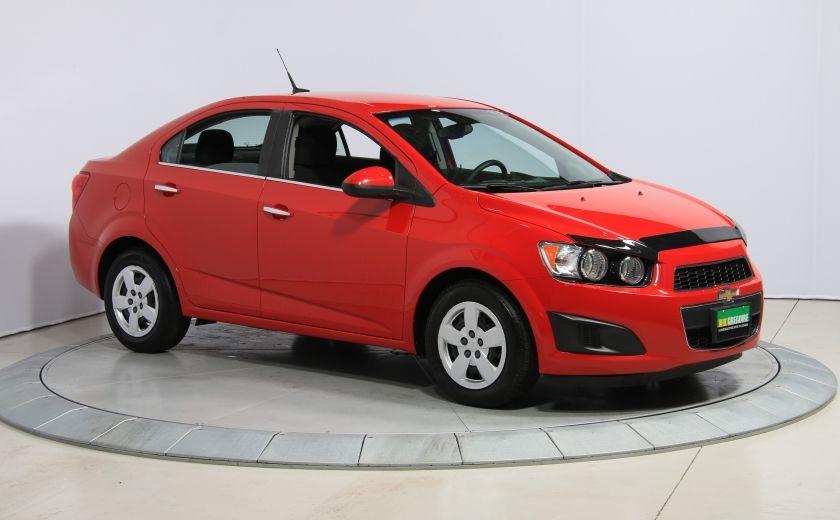 2012 Chevrolet Sonic LT AUTOMATIQUE A/C BLUETHOOT #0