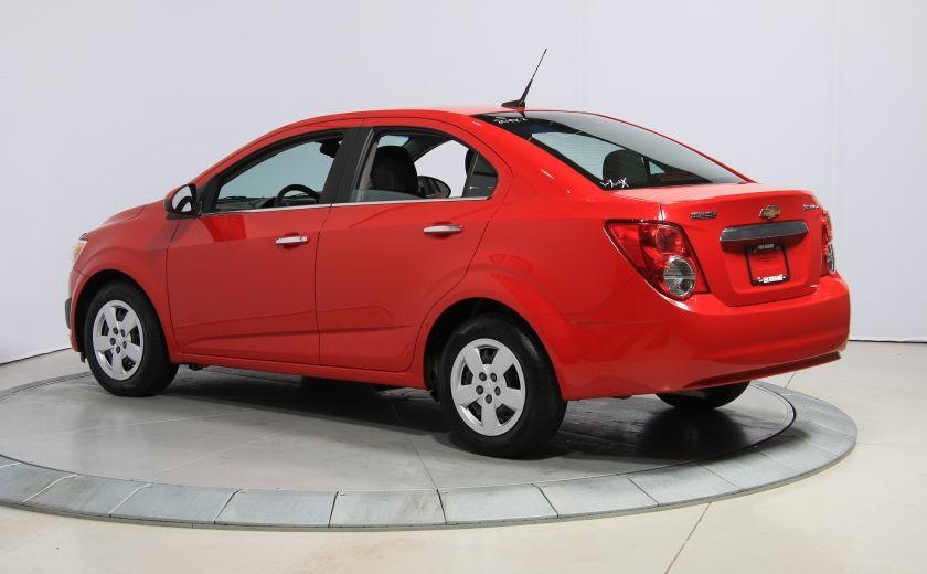 2012 Chevrolet Sonic LT AUTOMATIQUE A/C BLUETHOOT #4
