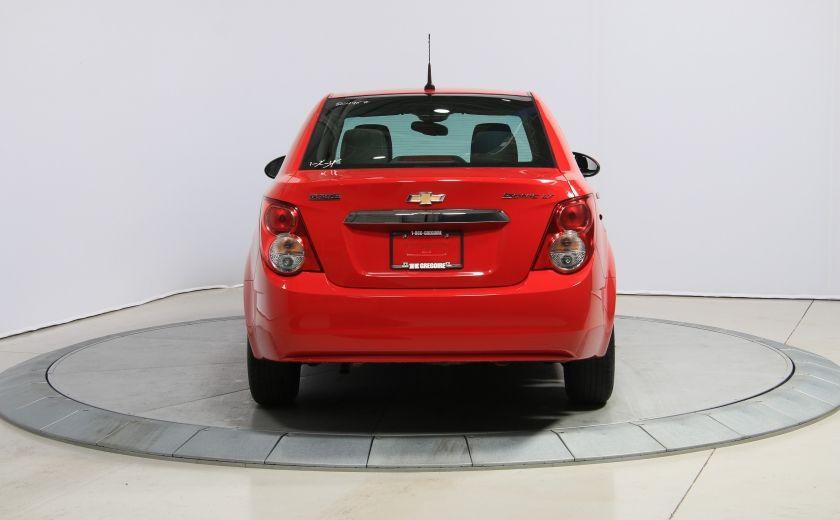 2012 Chevrolet Sonic LT AUTOMATIQUE A/C BLUETHOOT #5