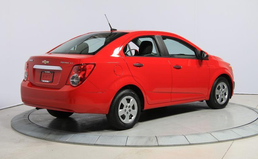 2012 Chevrolet Sonic LT AUTOMATIQUE A/C BLUETHOOT #6