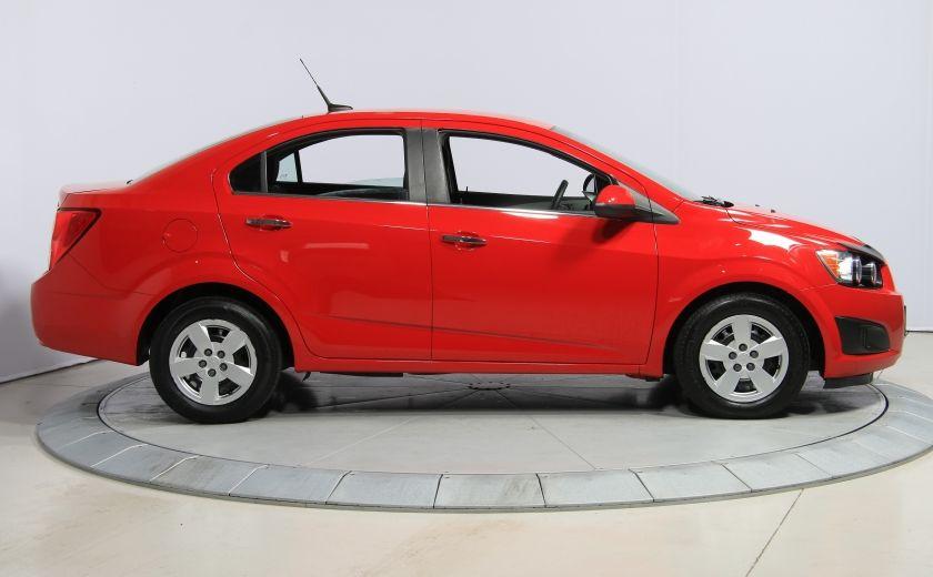 2012 Chevrolet Sonic LT AUTOMATIQUE A/C BLUETHOOT #7