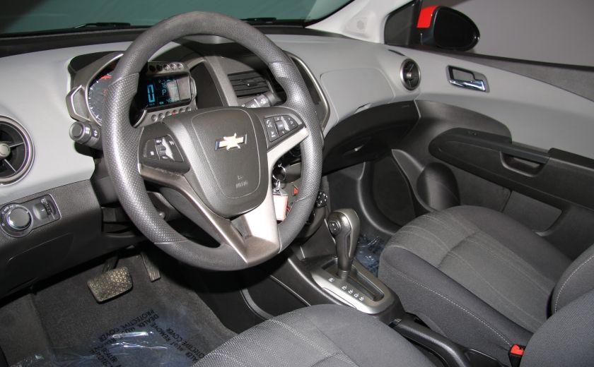 2012 Chevrolet Sonic LT AUTOMATIQUE A/C BLUETHOOT #8