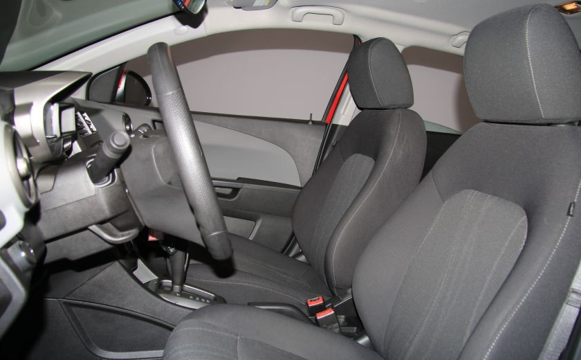 2012 Chevrolet Sonic LT AUTOMATIQUE A/C BLUETHOOT #9