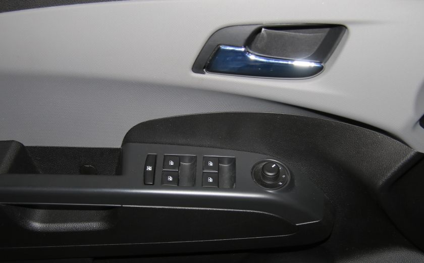 2012 Chevrolet Sonic LT AUTOMATIQUE A/C BLUETHOOT #10