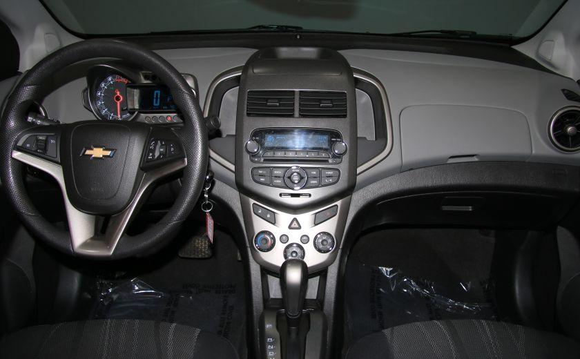 2012 Chevrolet Sonic LT AUTOMATIQUE A/C BLUETHOOT #11