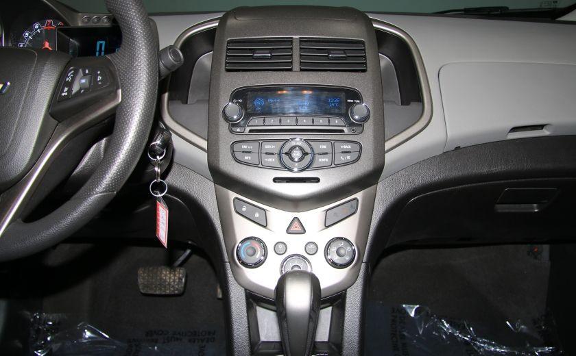 2012 Chevrolet Sonic LT AUTOMATIQUE A/C BLUETHOOT #14