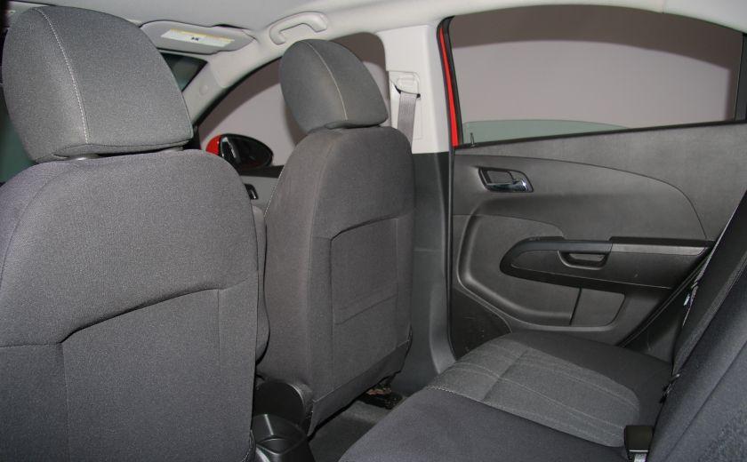 2012 Chevrolet Sonic LT AUTOMATIQUE A/C BLUETHOOT #16